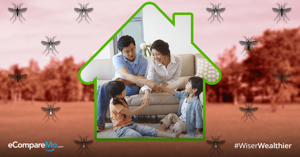 Ways to Mosquito-Proof Your Home