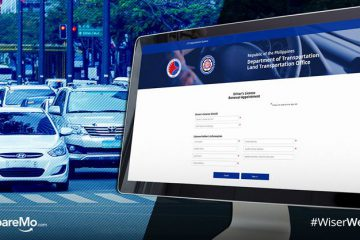 You Can Now Book Your LTO Driver's License Renewal Appointment Online