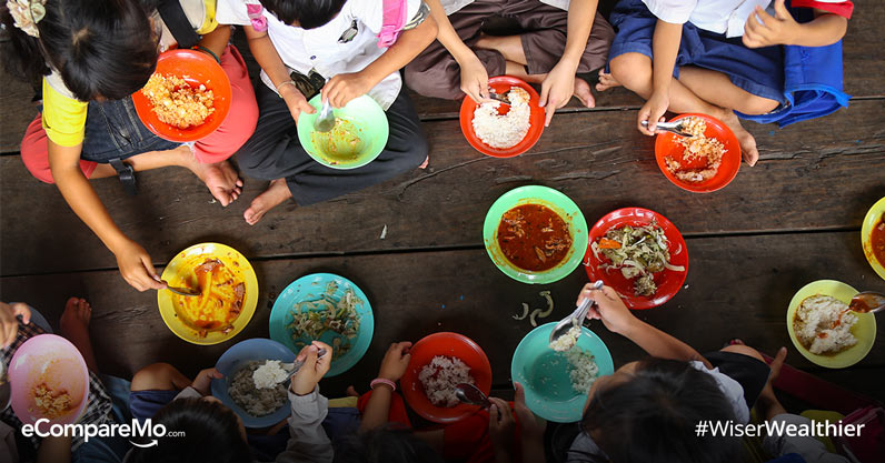 Philippines Has Lesser Hungry Filipino Families