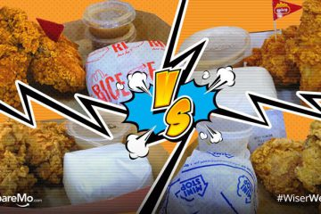 Battle Of The Spicy Chicken: KFC, Jollibee, McDonald's, and Ministop