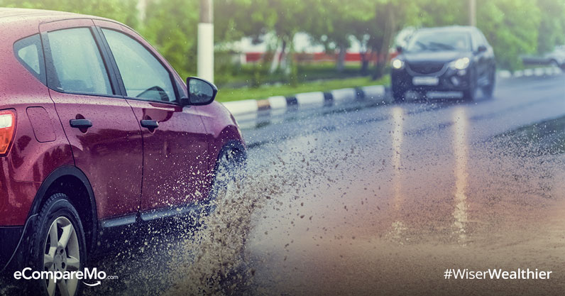 7 Things To Check Before You Start Driving In The Rain
