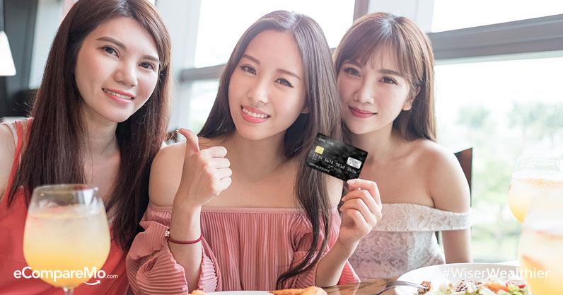 credit card promo 2018