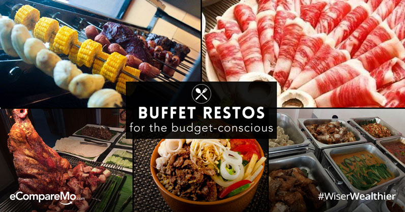 2018 buffet list top affordable eat all you can