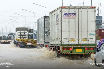 Updated: Check Out This List Of Flood-Prone Areas In Metro Manila