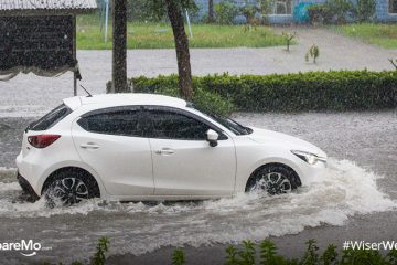Flooded Car Problems: What To Do If Your Car Gets Flooded