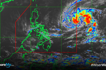 Here's How Many Typhoons Are Coming To The Philippines This 2018