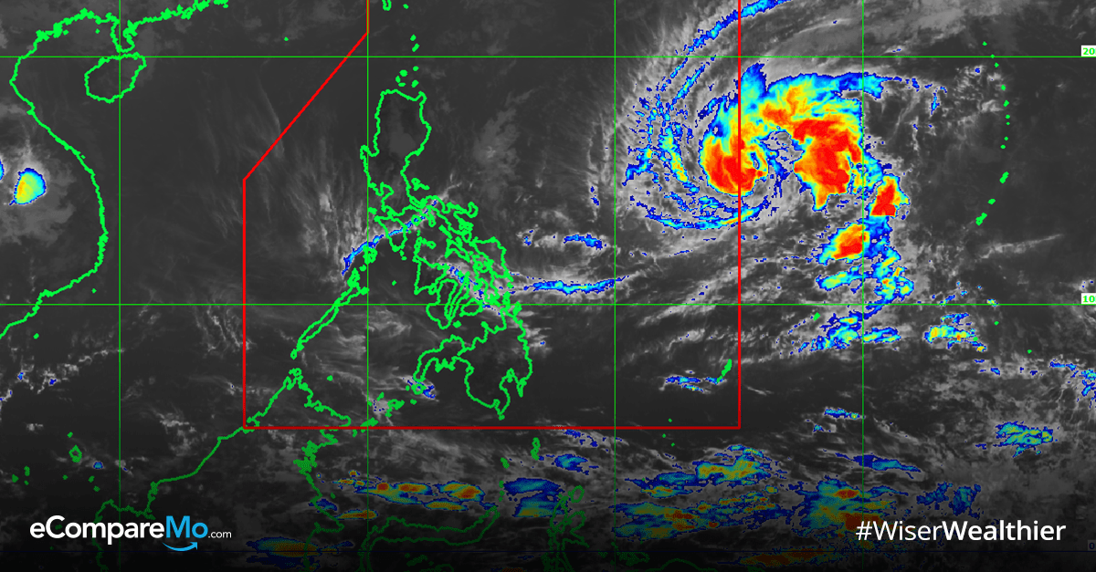 Auto Insurance Online >> Here's How Many Typhoons Are Coming To The Philippines ...