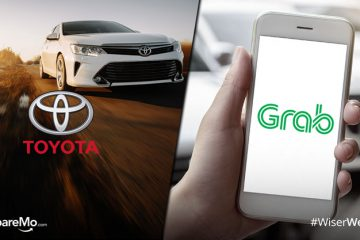Toyota Enters Ride-Sharing Sector With Billion-Dollar Investment In Grab