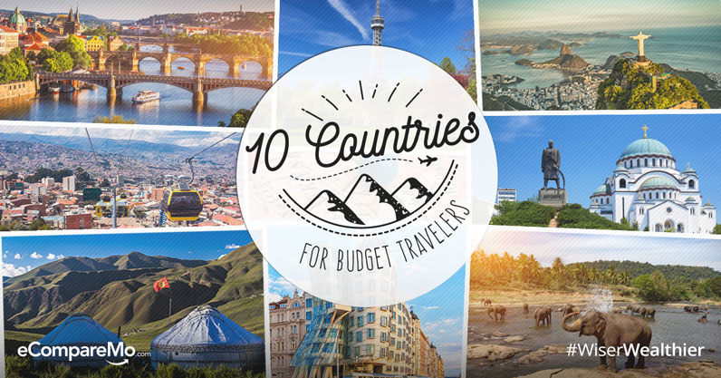 10 Places To Go In 2018 To Maximize The Value Of Your Pesos