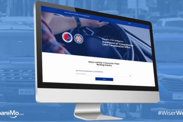 You Can Now Check The Availability Of Your License Plate On The LTO Site