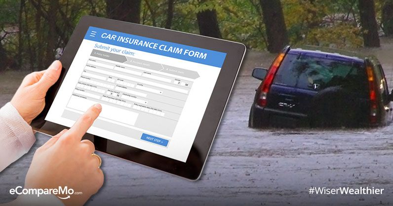 Car Insurance Claim Acts of Nature