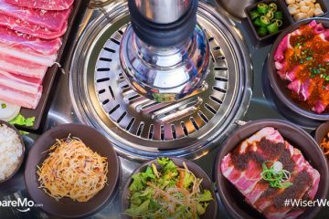 Top Samgyupsal In Metro Manila For Budgets Of ₱500 And Below