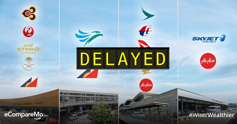 NAIA Terminal Reassignments