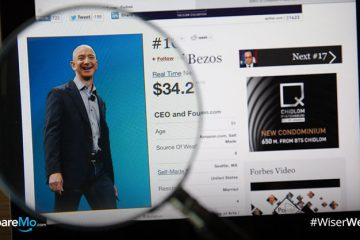 Jeff Bezos Could Be The World's First Trillionaire; Amazon Now A Trillion-Dollar Company