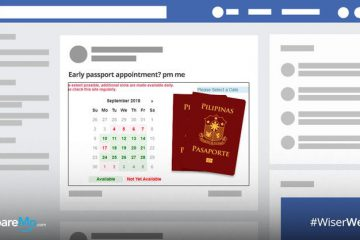 DFA Shuts Down Facebook Accounts Fixing Philippine Passport Appointments