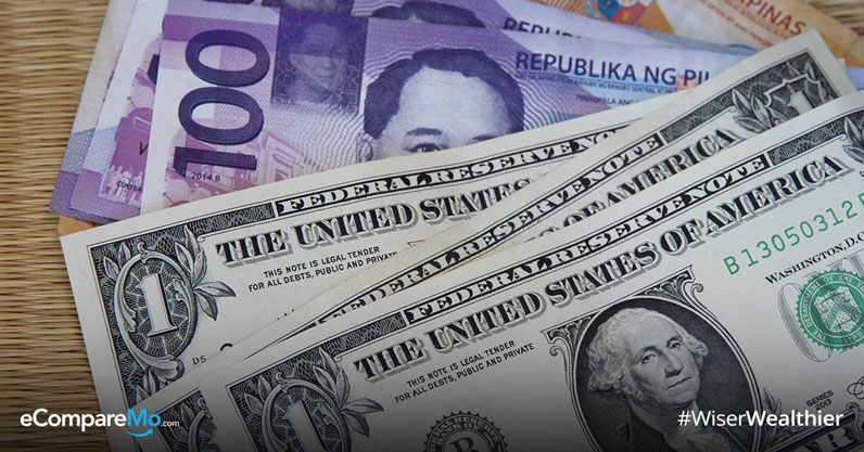 Philippine Peso At Its Lowest Vs Us Dollar In 13 Years