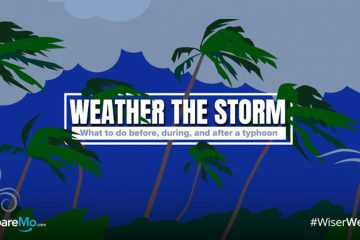 Weather The Storm: What To Do Before, During, And After A Typhoon