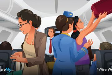 Airplane Etiquette: 10 Commandments Of Airline Travel