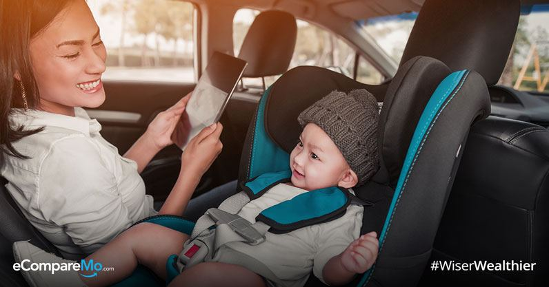 Senate Unanimously Favors Bill Requiring Car Seats for Kids