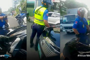 What Happens If You Flee From A Traffic Enforcer?