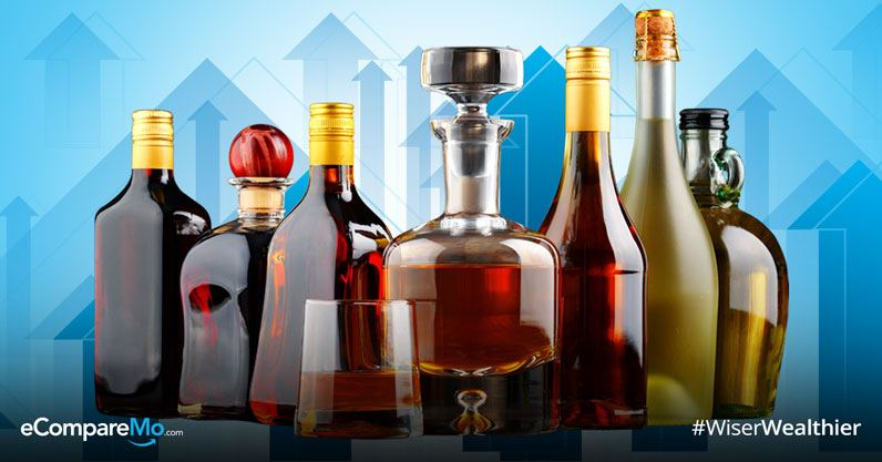 Approved Higher Excise Taxes, Alcoholic Drinks Soon to Get More Expensive