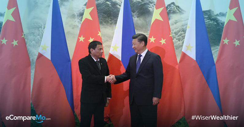 Four Big Deals Between The Philippines And China You Must Know About