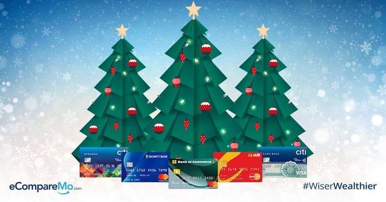 5 Best Credit Cards to Use This Christmas