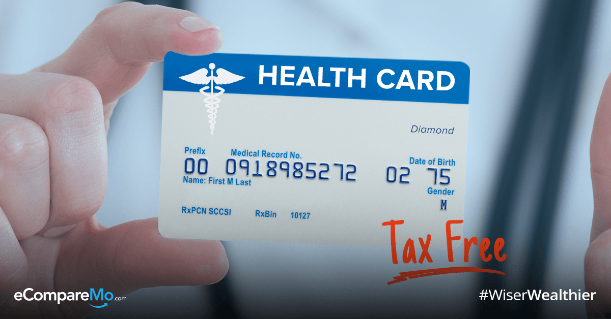 tax free health card premiums og