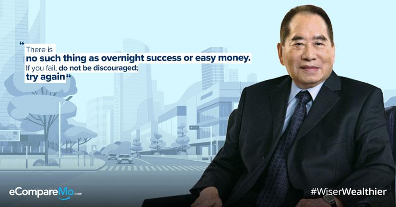 Free Auto Insurance Quotes >> 11 Pieces Of Financial And Management Wisdom From Henry Sy ...