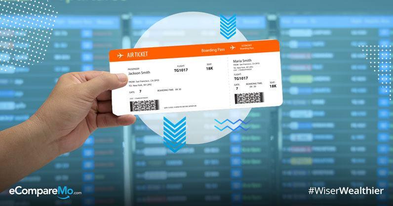 Airfare Price Decrease