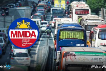 Provincial Buses To Be Banned On Edsa Starting April