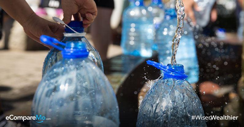 Lower Water Bills For Manila Water Customers