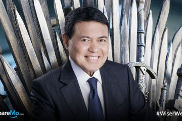 Manny Villar Is Now The Richest Man In The Philippines, According To Forbes' 2019 Billionaires List