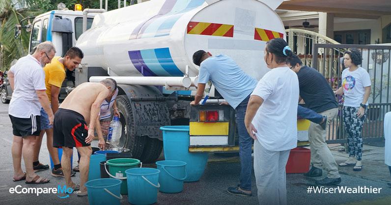 Summer Water Conservation