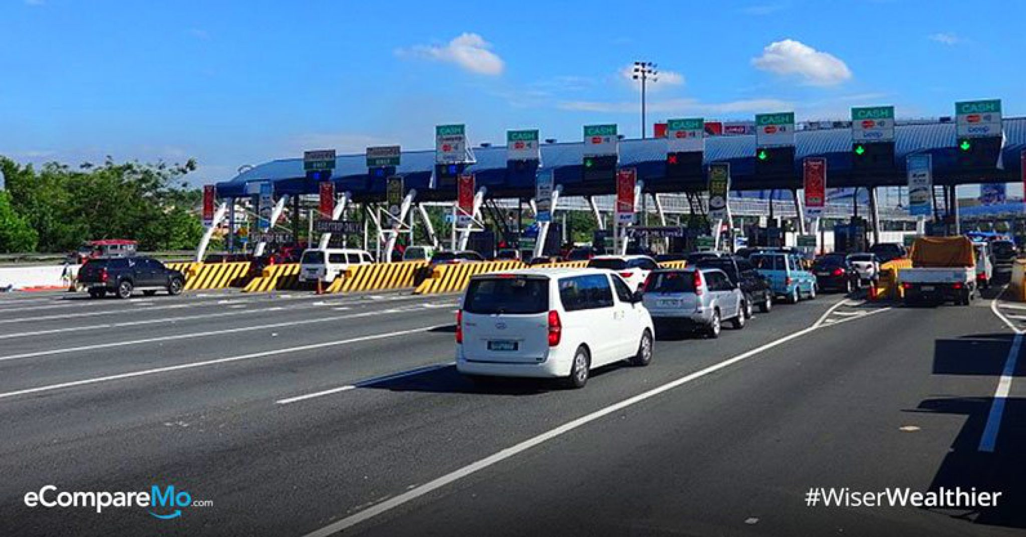 A Comprehensive Guide To SLEX, NLEX, SCTEX, TPLEX Toll Fees ...