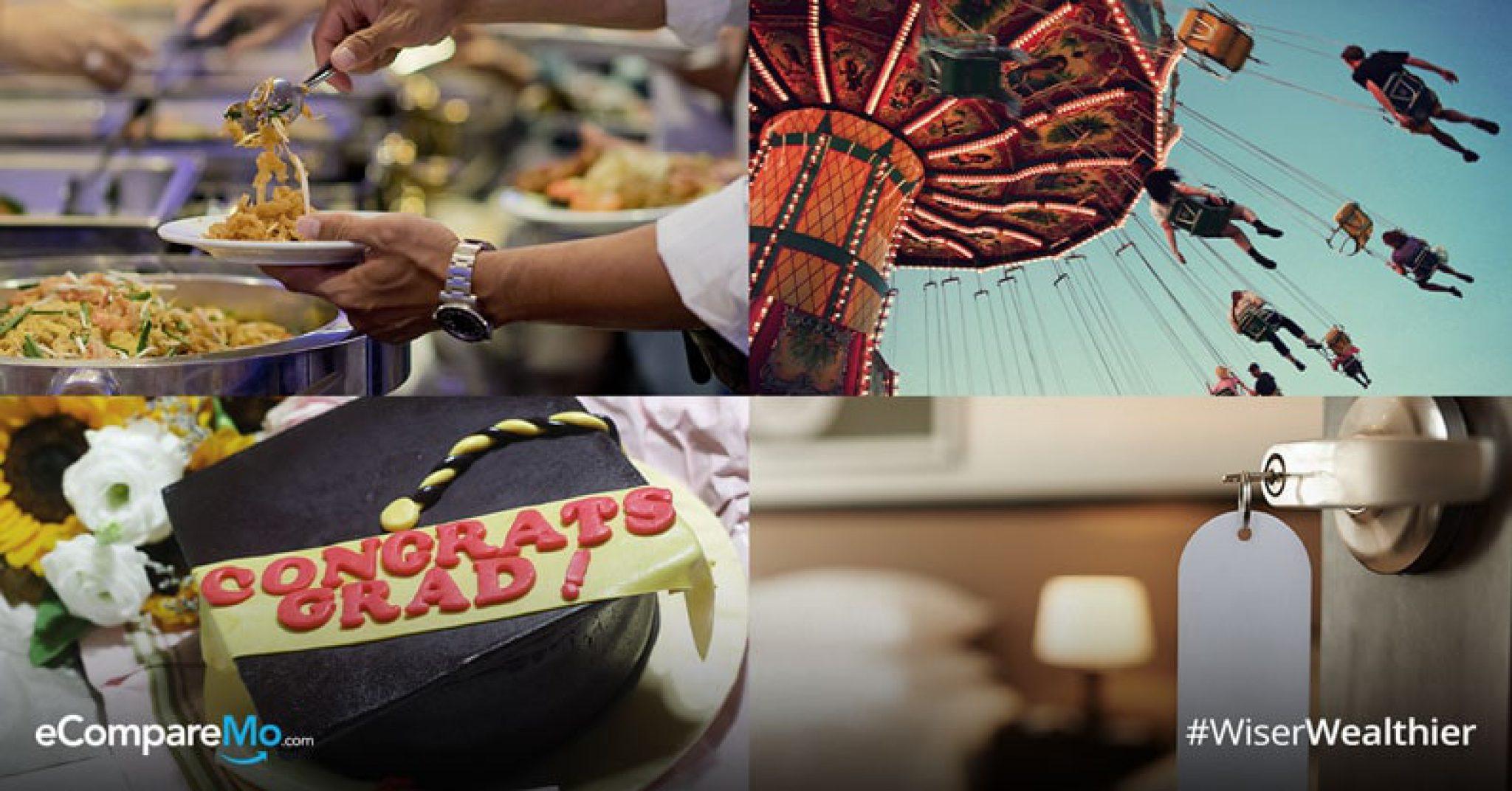 Graduation Promos 2019: 30 Hotel, Buffet, and Restaurant Discounts