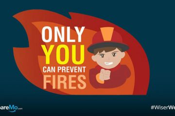 Only You Can Prevent Fires: Be Informed And Stay Fireproof This Fire Prevention Month