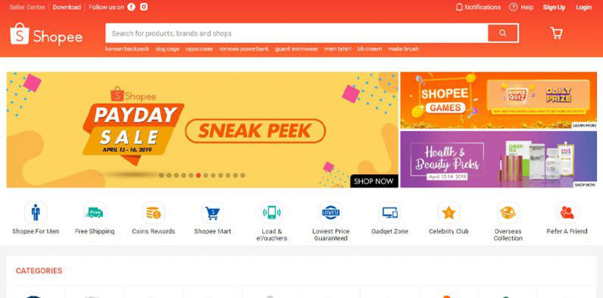 c803aa438b40 10 Online Shopping Websites In The Philippines With The Best Deals ...