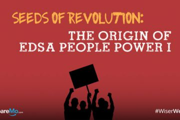 Seeds of Revolution: The Origin of EDSA People Power I