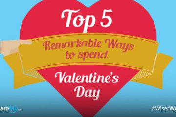 Top 5 Remarkable Ways To Spend Valentine's Day