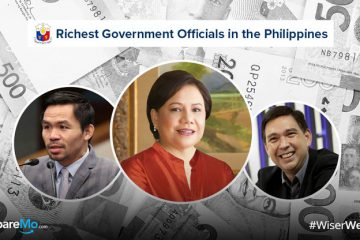 These Are The Richest Senators And Government Officials In the Philippines For 2019