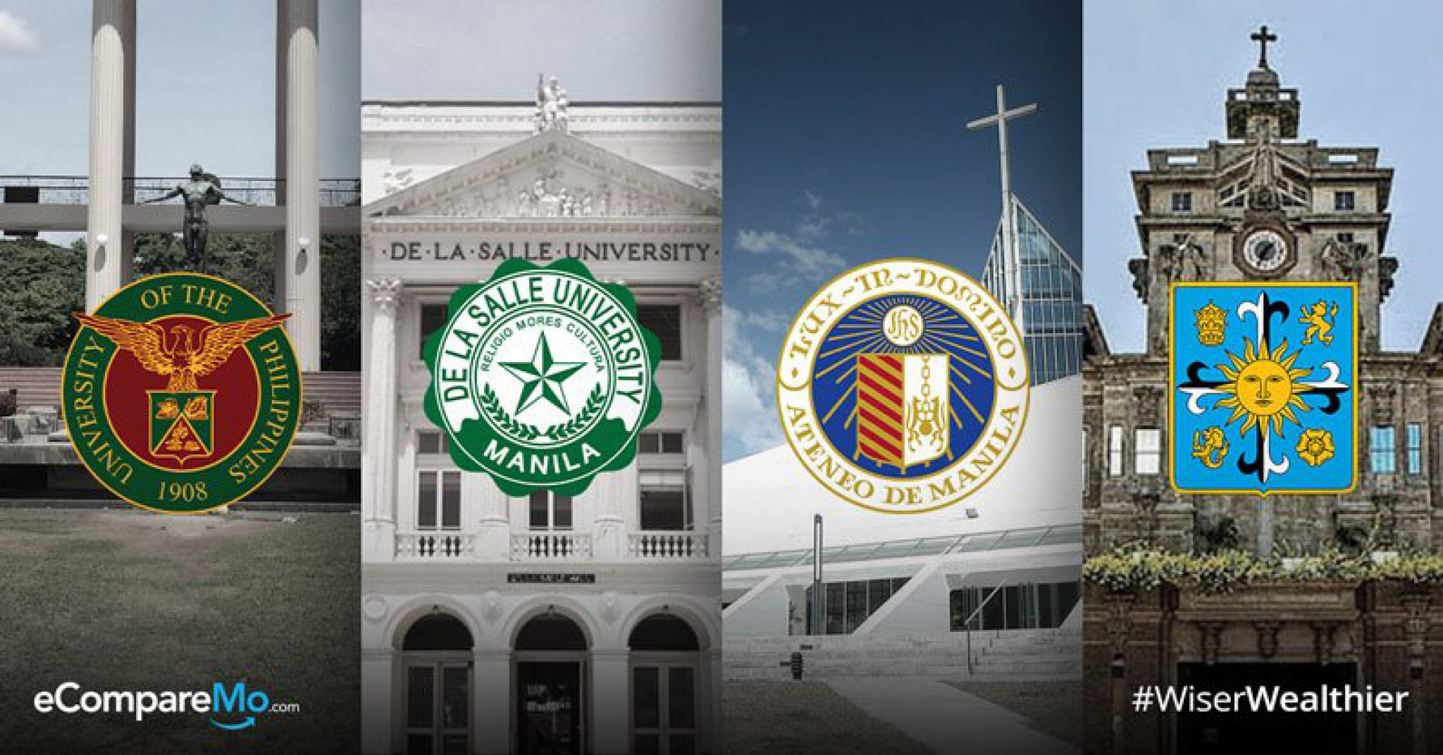 Cost of Colleges and Universities in the Philippines