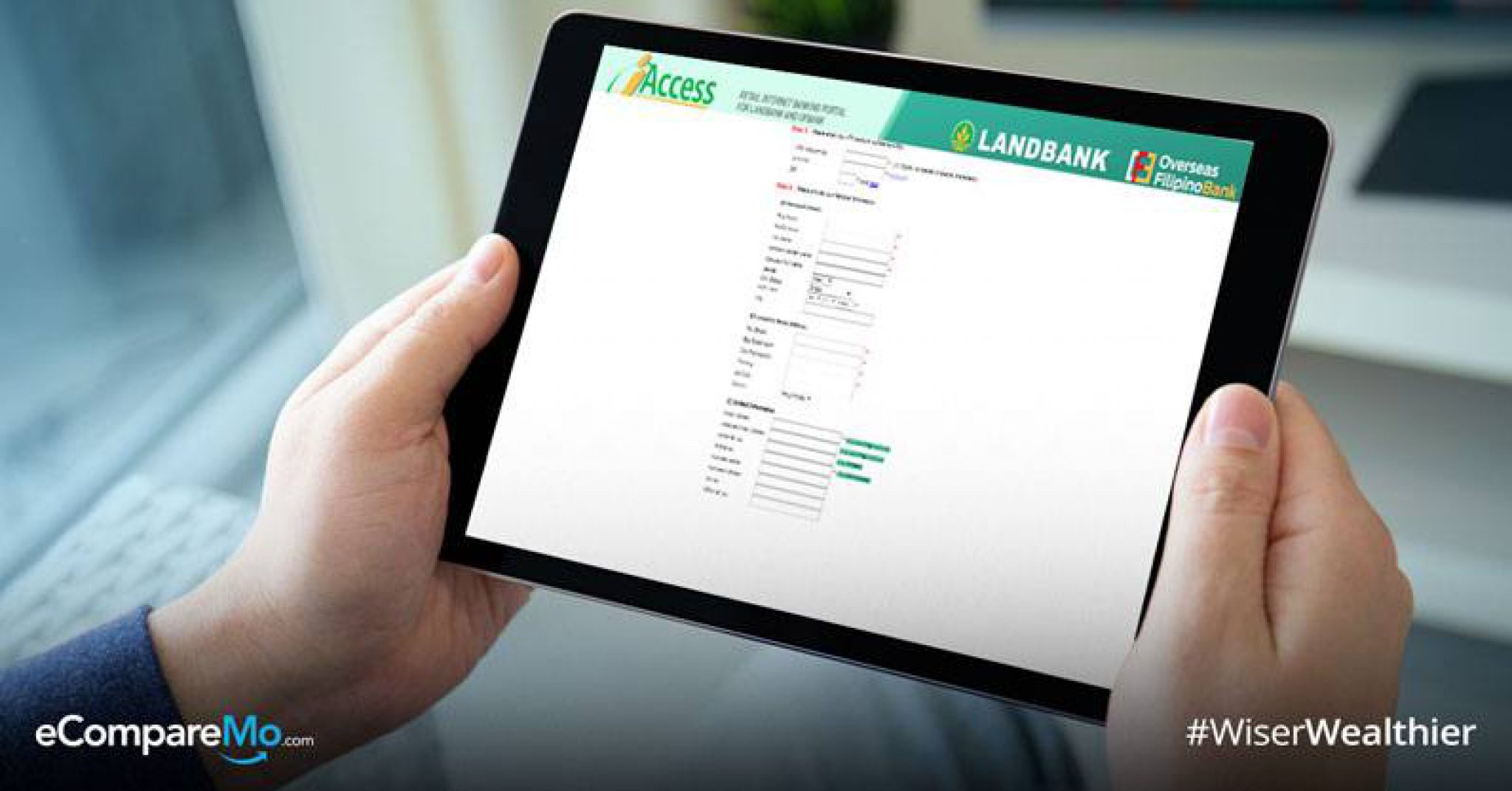 Landbank iAccess
