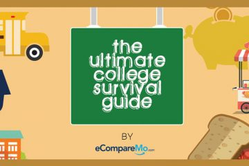 Infographic: The Ultimate College Survival Guide