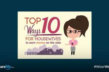 Top 10 Ways For Housewives To Earn Money On The Side