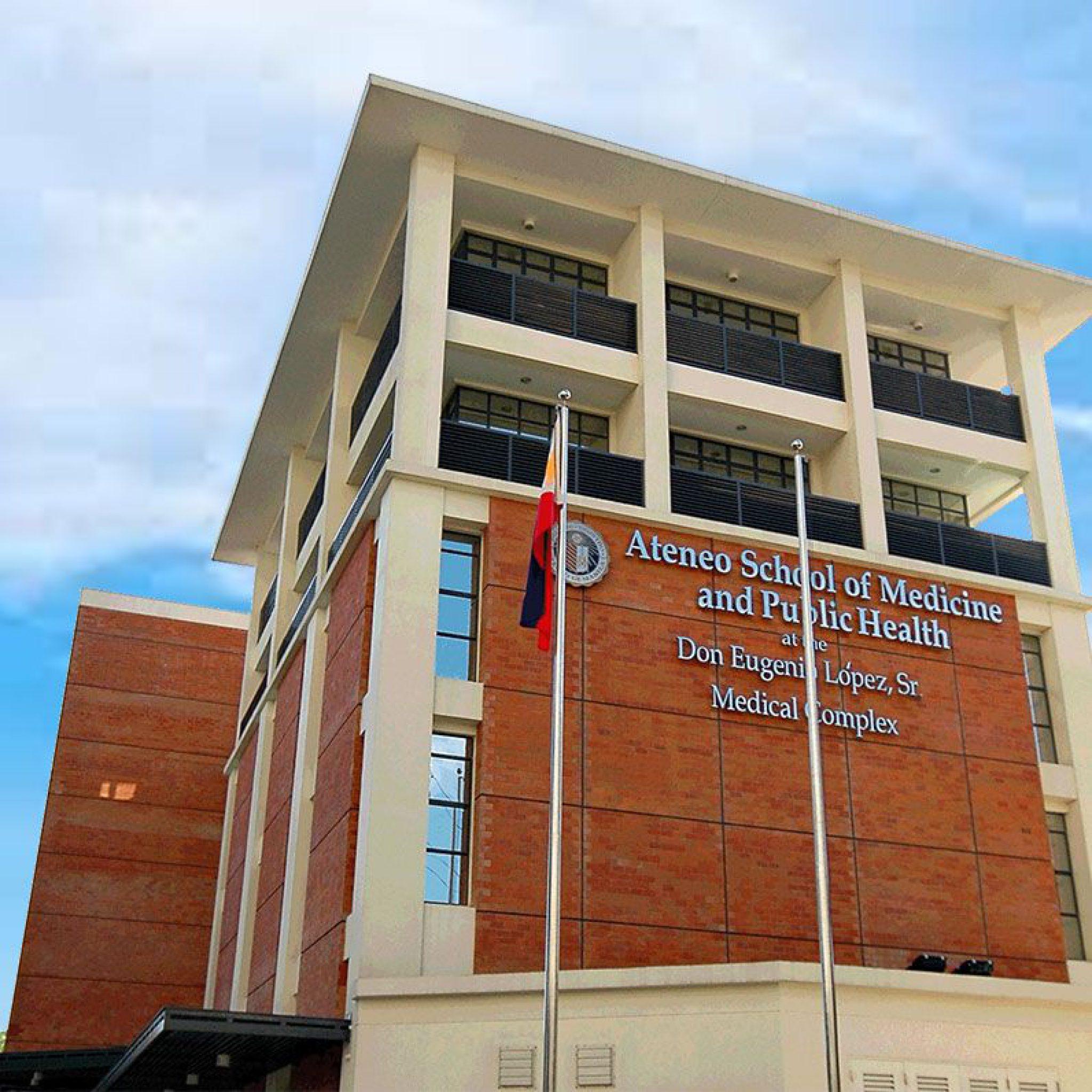 Ateneo de Manila University – School of Medicine and Public Health
