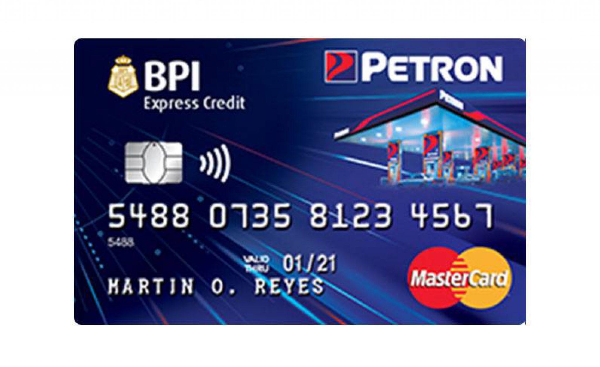 BPI Petron Mastercard