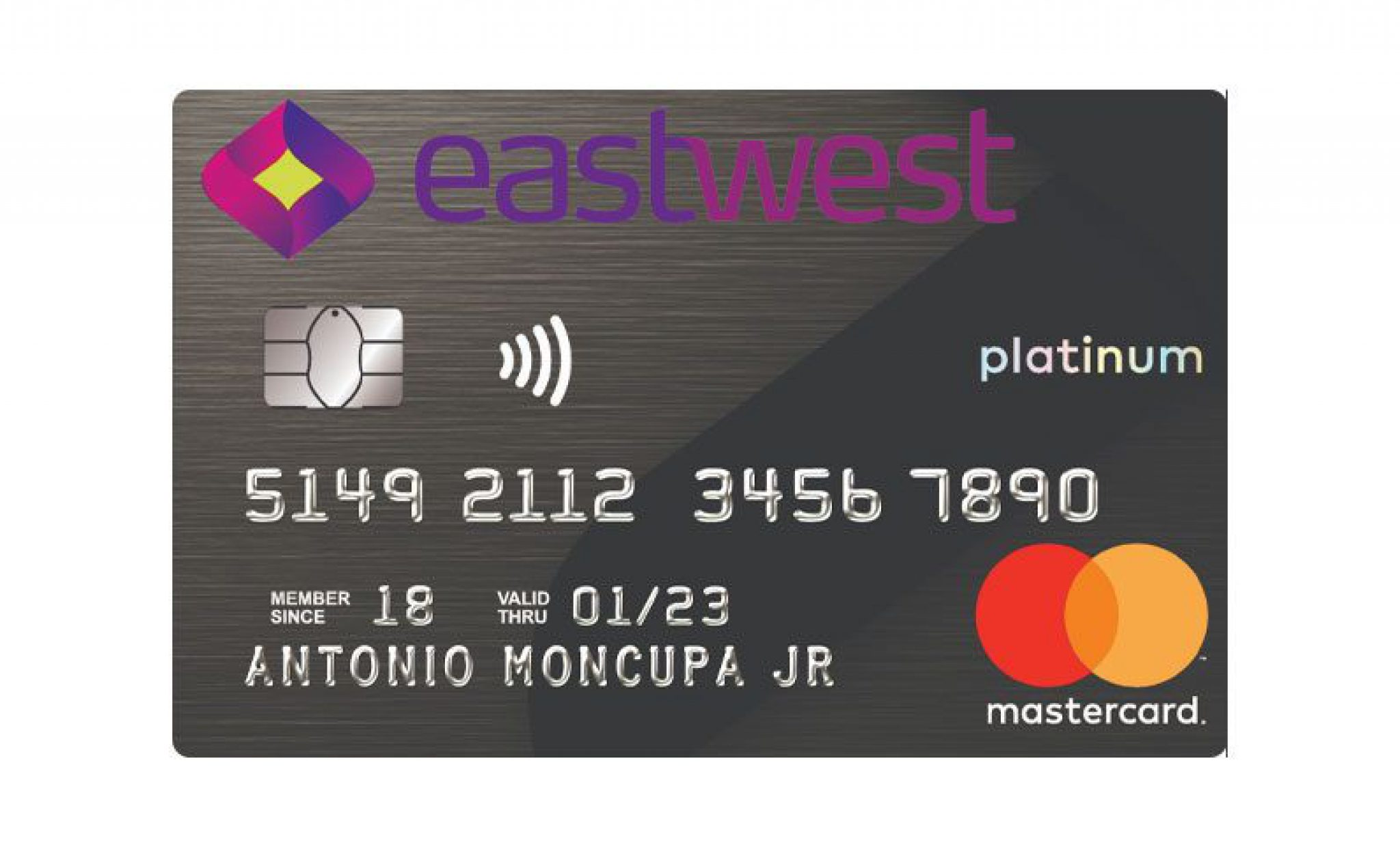 Eastwest Platinum Mastercard