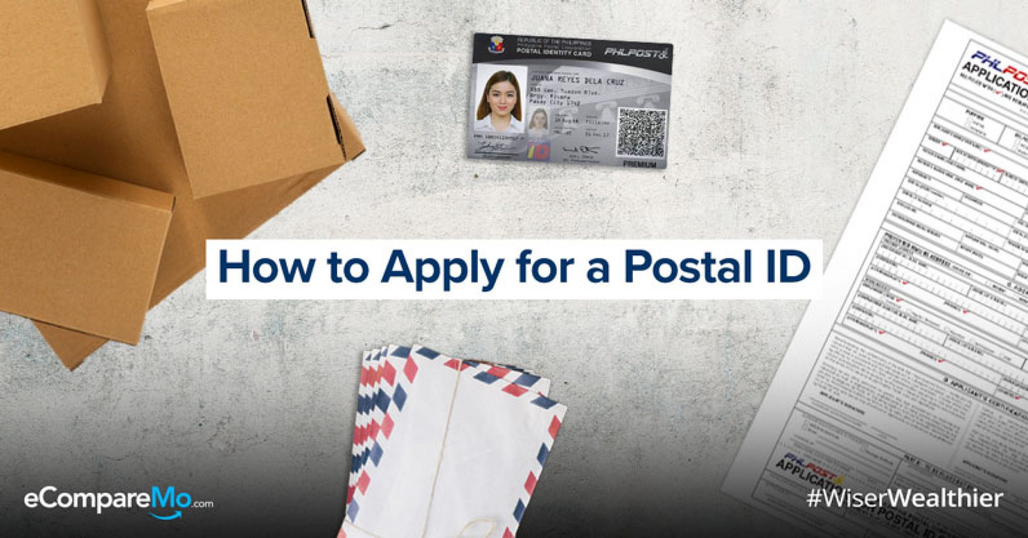 How to Apply for a Postal ID