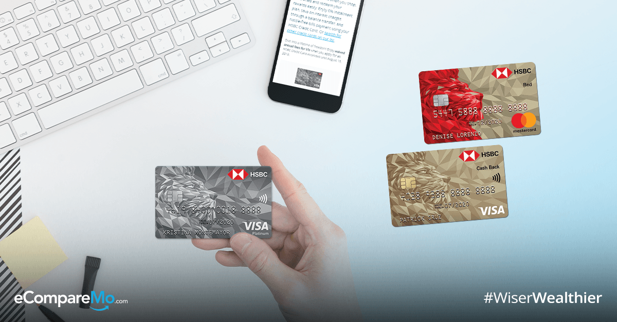 HSBC Credit Card Application: Everything You Need To Know - eCompareMo